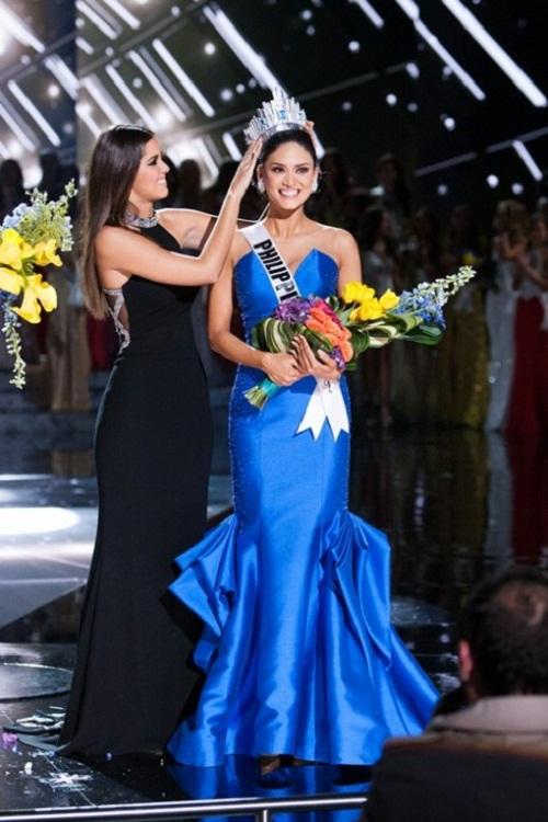 Bí quyết giữ dáng của Hoa hậu Hoàn vũ năm 2015