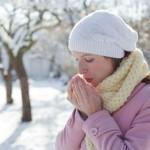 Cách điều trị chứng chân tay lạnh vào mùa đông
