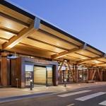 Những công trình kiến trúc gỗ đẹp nhất 2015