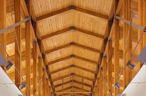 Choáng ngợp với những công trình kiến trúc gỗ đẹp 2015