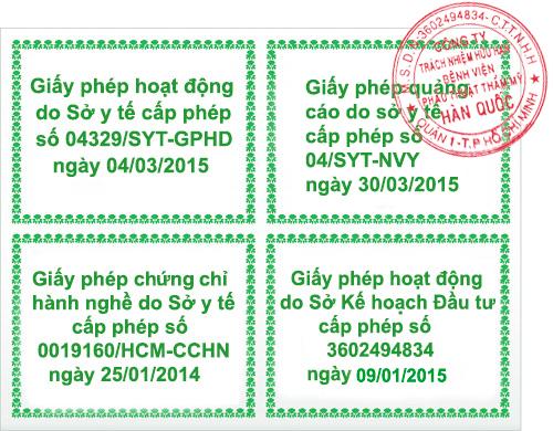 Nâng mũi Hàn Quốc tại Hà Nội