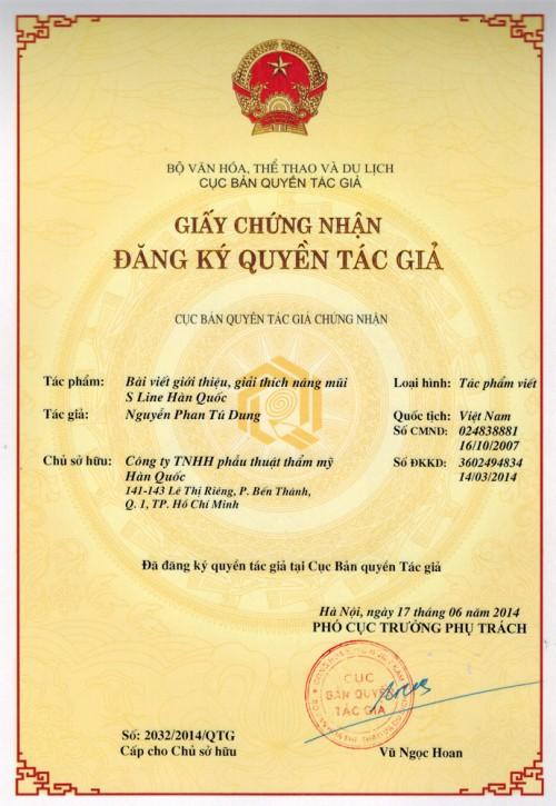 Nâng mũi uy tín ở Hà Nội
