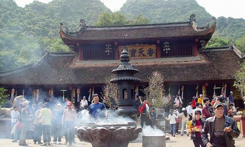 Đi lễ chùa sao cho đúng trong dịp Tết Nguyên Đán 2016