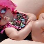 Chăm sóc sức khỏe cho bé bằng phương pháp tắm nắng vào mùa đông