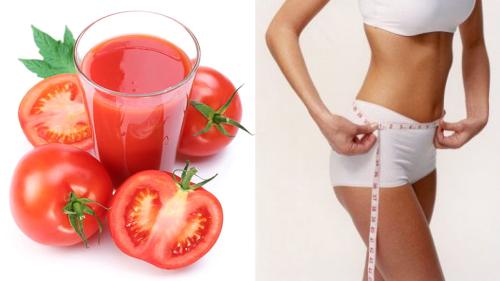 Tuyệt chiêu giảm cân bằng quả cà chua