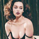 Emilia Clarke mỹ nhân Me Before You và vòng 1 cực đẹp