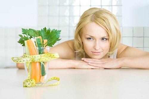 Nếu bạn liên tục bỏ đói cơ thể, chuyện giảm cân không thành công là điều dễ hiểu.