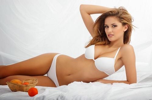 Mỡ bụng xuất hiện nhiều là tình trạng phổ biến ở hầu hết chị em phụ nữ.