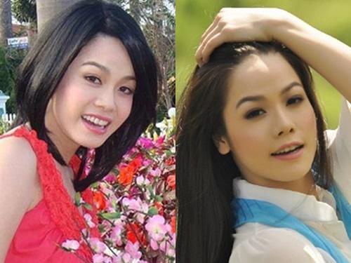 Nhật Kim Anh ngày càng xinh đẹp với chiếc mũi cao và thanh tú