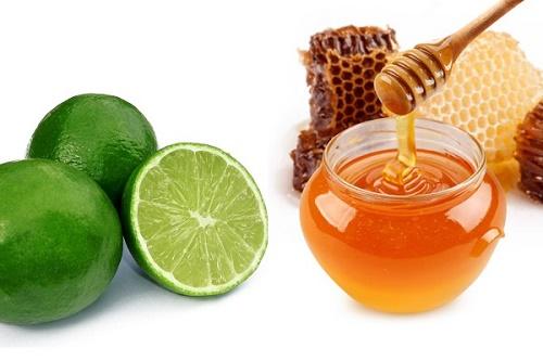 Chanh và mật ong cũng là nguyên liệu hoàn hảo giúp trị viêm nang lông cho bạn