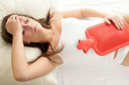 Những cơn đau bụng kinh sẽ được thuyên giảm nhờ tập thể dục
