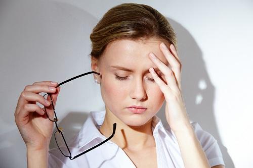 Chính stress nặng gây khó khăn trong việc giảm cân.