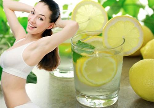 Chanh muối là thức uống tuyệt với để giảm béo bắp chân