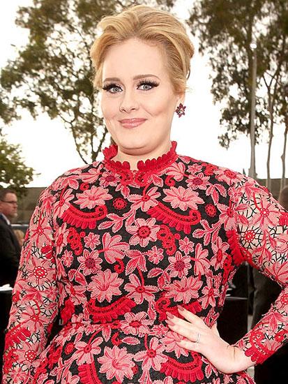 """Quan điểm giảm cân của Adele là: """"Tôi chỉ giảm cân khi nó ảnh hưởng tới sức khỏe hoặc chuyện tình dục của bản thân"""". Đối với cô việc giảm cân là không cần thiết khi vẫn đảm bảo sức khỏe tốt."""