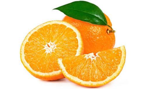 Cam chứa nhiều vitamin C rất tốt cho làn da