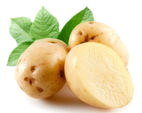 Khoai tây có công dụng hữu hiệu trong việc trị vết thâm