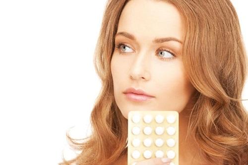 Thuốc tránh thai có thành phần giúp ngăn ngừa sự phát triển của mụn