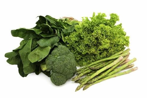 Với những người giảm béo bụng thì nên tăng cường ăn rau xanh