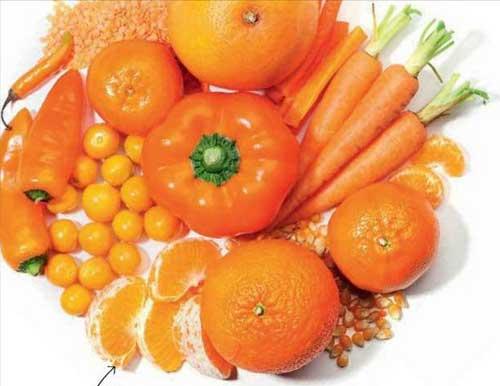 Bạn có thể chế biến thực phẩm màu vàng thành nước ép hoặc các món ăn
