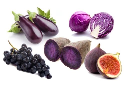 Hãy thử giảm béo bụng bằng nhóm thực phẩm màu tím đỏ, bạn sẽ cảm thấy sự khác biệt
