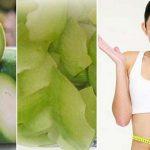 Mách bạn cách giảm mỡ bụng bằng bí xanh