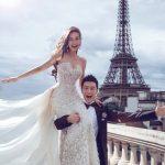 5 mẫu váy cưới đẹp của Angela Baby