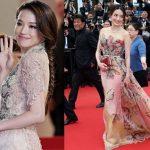 Cách làm đẹp của mỹ nhân Đài Loan Thư Kỳ