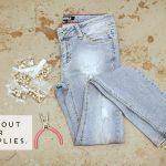 Cách biến tấu quần jean trở nên chất lừ