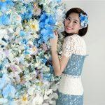 Ngắm bộ ảnh mới say lòng của hoa hậu Thu Thảo
