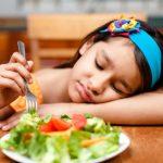 Chế độ dinh dưỡng dành cho trẻ biếng ăn
