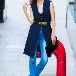 Ai muốn mặc jeans đẹp hãy ngắm Jennifer Phạm