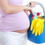 Mẹ bầu cần nhớ khi dọn nhà đón Tết